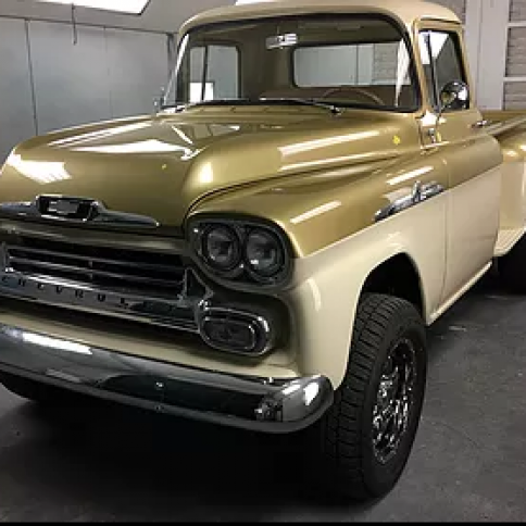 Custom Built 1955-1959 Modified Chevy, Ford Classics