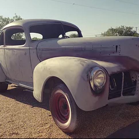 1940 Hudson Hotrod
